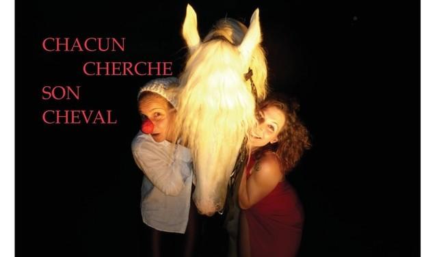 Visueel van project Chacun cherche son Cheval