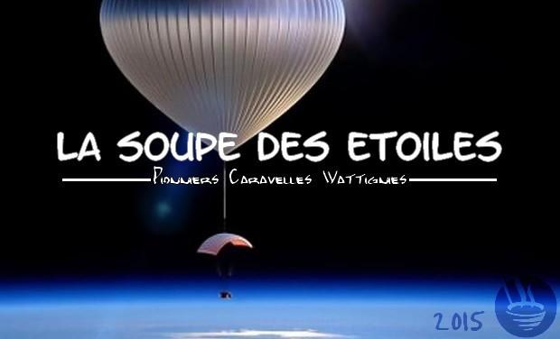 Visueel van project La Soupe des Etoiles