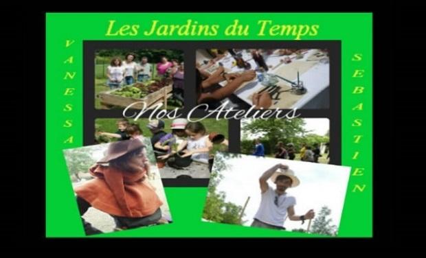 Visuel du projet Les Jardins du Temps/ écologie/ Moyen âge