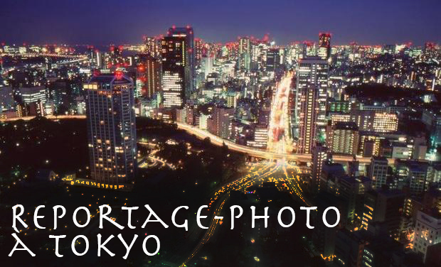 Project visual Reportage-photo à Tokyo