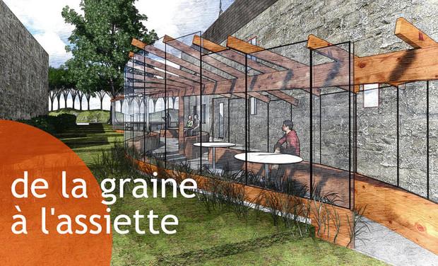 Visuel du projet de la GRAINE à l'ASSIETTE
