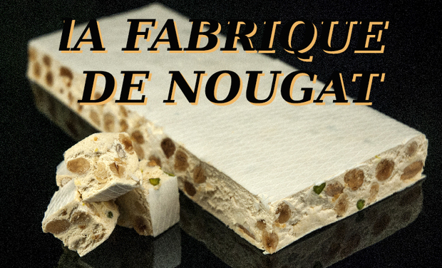 Project visual La fabrique de Nougat