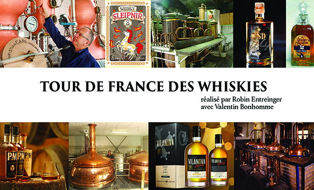 Visueel van project Tour de France des whiskies