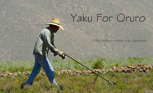 Project visual Yaku For Oruro (Irrigation project)