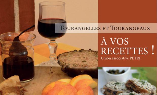 Visueel van project Tourangelles et Tourangeaux. À vos recettes !