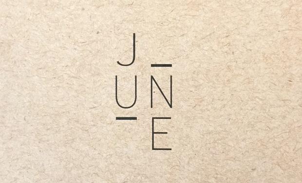 Visueel van project JUNE