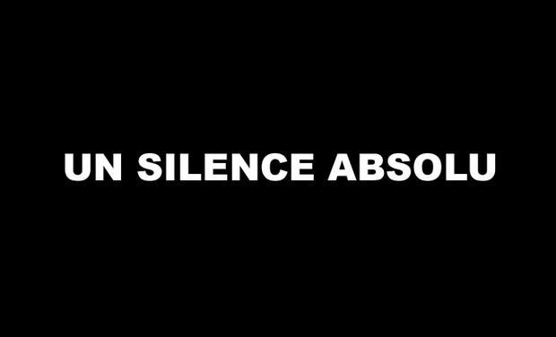 Visuel du projet UN SILENCE ABSOLU