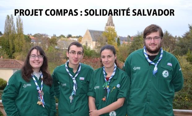 Visuel du projet Projet Compas : Solidarité Salvador !