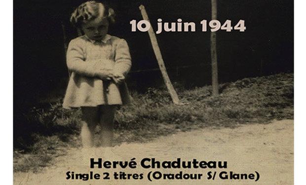 Visuel du projet CD Oradour sur Glane (single 2 titres au bénéfice des familles des martyrs)