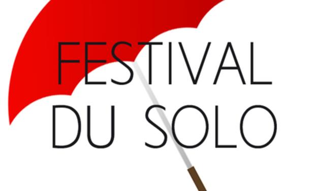 Visuel du projet Festival du solo Tout seul devant tout le monde