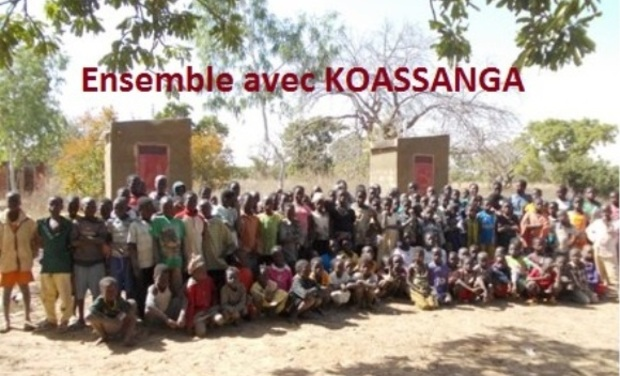 Visueel van project Ensemble avec KOASSANGA