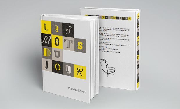 Visuel du projet Les Mots du Jour - Le livre
