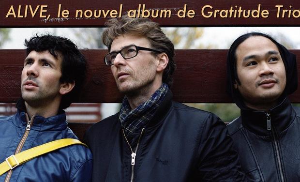"Project visual ""ALIVE""  nouvel album de GRATITUDE TRIO"