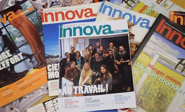 Visuel du projet Innova 2015 : Au travail !