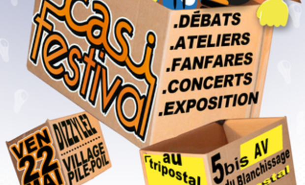 Project visual CASI FESTIVAL