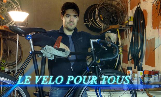 Visuel du projet Le vélo pour tous (création, restauration et customisation de cycles)