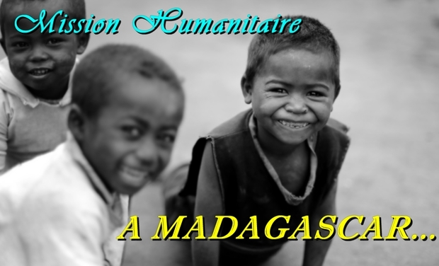 Visueel van project Mission HUMANITAIRE MADAGASCAR