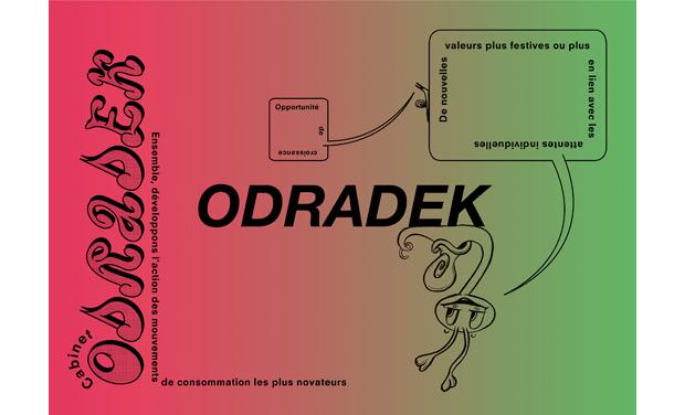 Visuel du projet Odradek