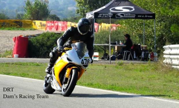 Visueel van project DRT Dam's Racing Team