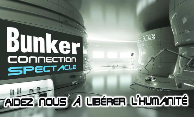 Visuel du projet Création spectacle Bunker connection