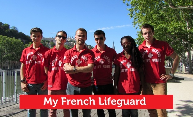 Visuel du projet Offrons le meilleur de la France avec My French Lifeguard