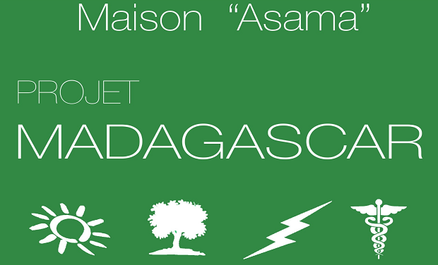 "Project visual Maison ""Asama"" : L'électricité à Madagascar"