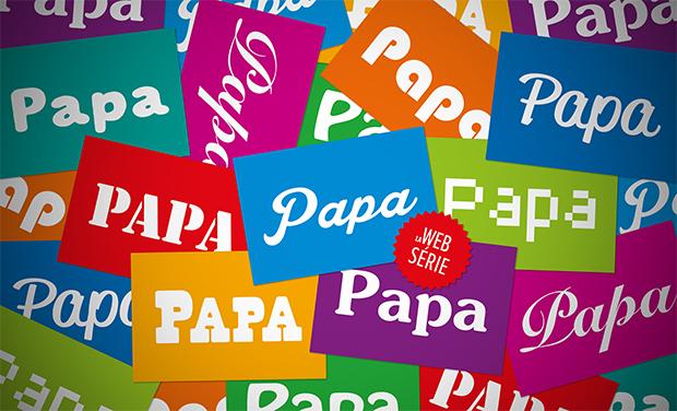 Visuel du projet PAPA la web série