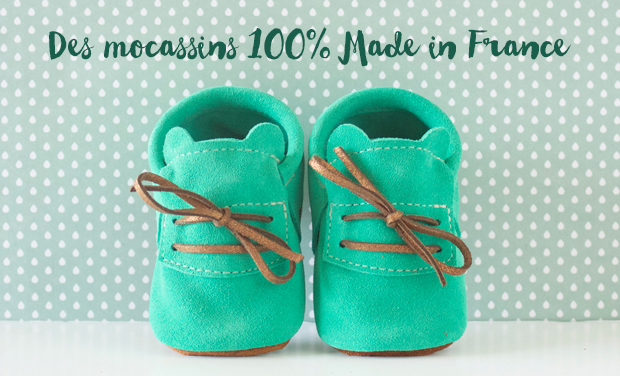 Visuel du projet Des mocassins 100% Made in France
