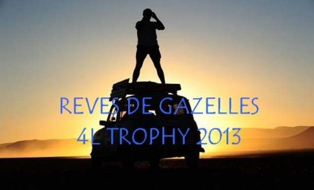 Visueel van project 4L Trophy, Reve de Gazelles