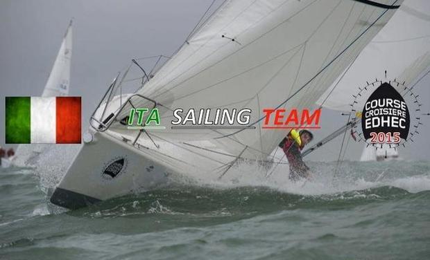 Visueel van project ITA Sailing Team - 47th EDHEC Sailing Cup