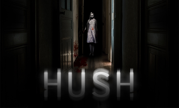 Visueel van project HUSH
