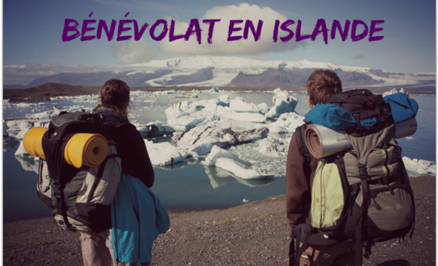 Visueel van project The blond volunteers tour in Iceland