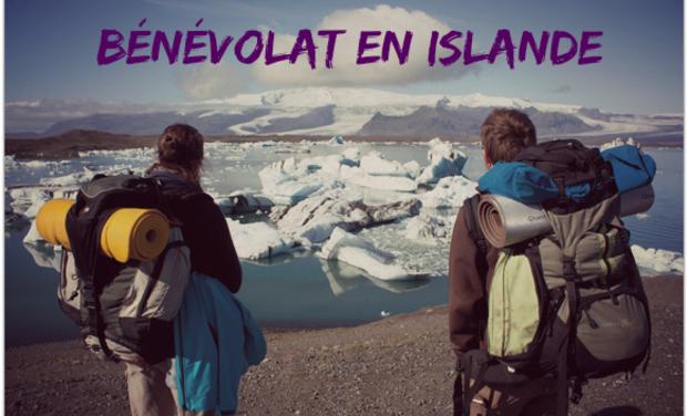 Visuel du projet The blond volunteers tour in Iceland
