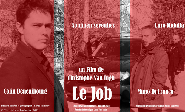 "Project visual Court Métrage ""Le Job"""
