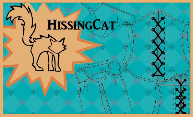 Visuel du projet Lancement de la marque Hissing Cat