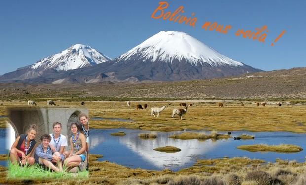 Visuel du projet Bolivia nous voilà!