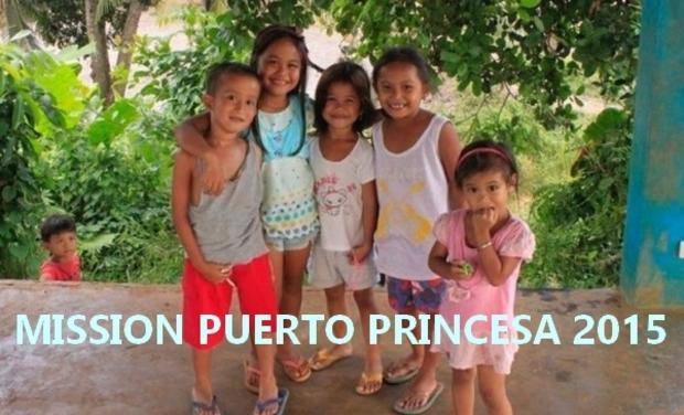 Project visual Mission Princesa 2015 - Rue des Enfants aux Philippines !