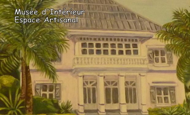 Visuel du projet Musée d'intérieur et espace artisanal