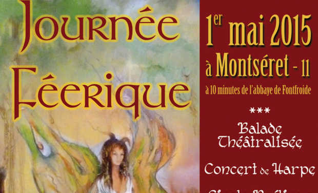 Visuel du projet Journée féerique du 1er mai à Montséret