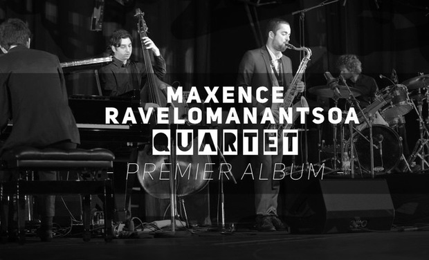 Visueel van project Maxence Ravelomanantsoa Quartet - PREMIER ALBUM !