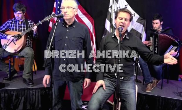 Visuel du projet Breizh Amerika Collective US tour
