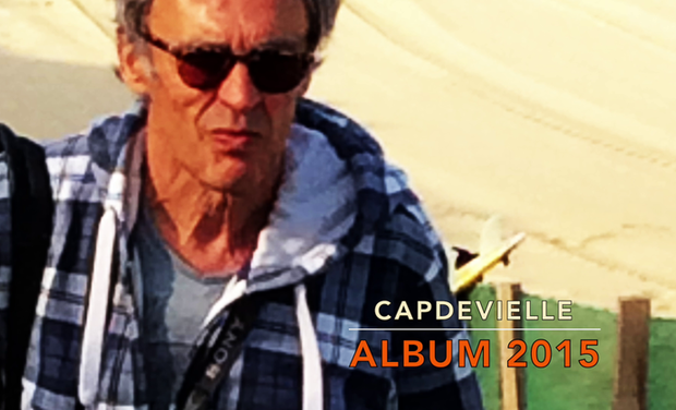 Project visual CAPDEVIELLE: ALBUM 2015