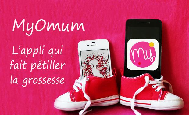 Visuel du projet MyOmum : l'appli qui fait pétiller la grossesse !