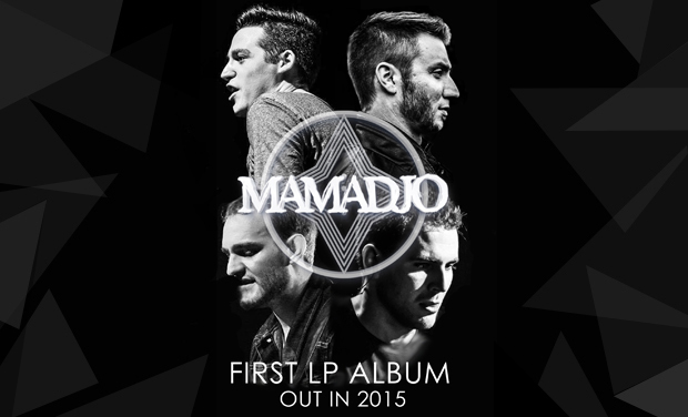 "Project visual Mamadjo - ""Dreamers""  First LP album"
