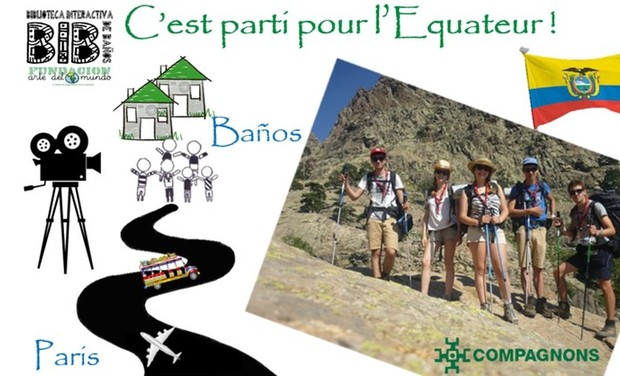 Project visual Projet d'animation en Equateur