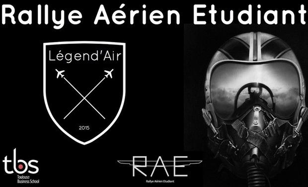Visuel du projet Legend'Air - Rallye Aérien Etudiant