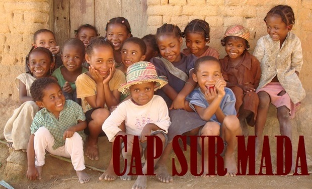 Project visual Cap sur Mada