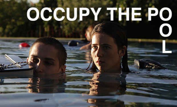 Project visual Occupy the Pool