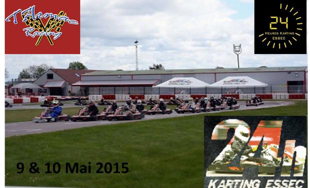 Visuel du projet TArmac aux 24h karting Race ESSEC