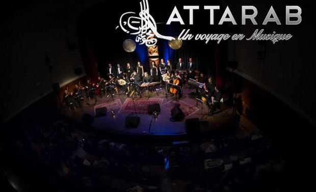 Project visual Concert musique classique Arabe